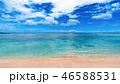 グアム ガンビーチ 夏の写真 46588531
