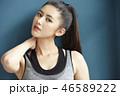 人物 ポートレート 女性の写真 46589222