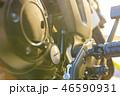 モーターサイクル バイクのクローズアップ写真 46590931