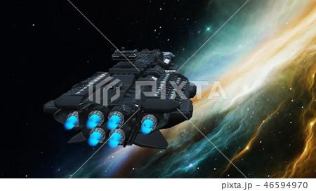 宇宙船 46594970