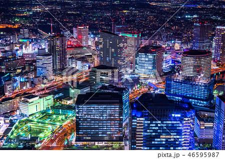 《神奈川県》横浜みなとみらい・夜景 46595987