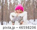 ウィンター ウインター 冬の写真 46598206