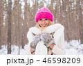 ウィンター ウインター 冬の写真 46598209