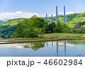 高架橋 田 田園の写真 46602984