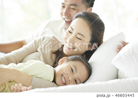 家族 ライフスタイル 46603445