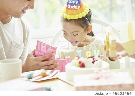 家族 ライフスタイル 誕生日 46603464