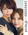 人物 女性 アジア人の写真 46604945