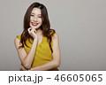 ポートレート 女性 若い女性の写真 46605065