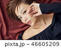 人物 女性 ポートレートの写真 46605209