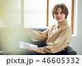 人物 女性 若い女性の写真 46605332