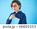 女性 女の子 アジア人の写真 46605353