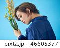 女性 女の子 アジア人の写真 46605377