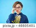 女性 女の子 アジア人の写真 46605401