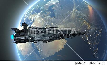 宇宙船 46613766