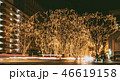 夜 カップル クリスマスの写真 46619158