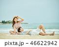 デート カップル 韓国人の写真 46622942