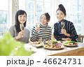 ホームパーティー シャンパン 友達の写真 46624731