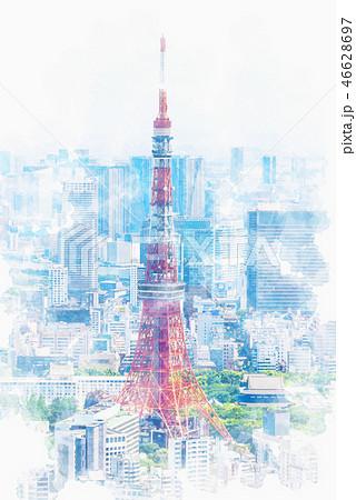 初夏の東京 46628697