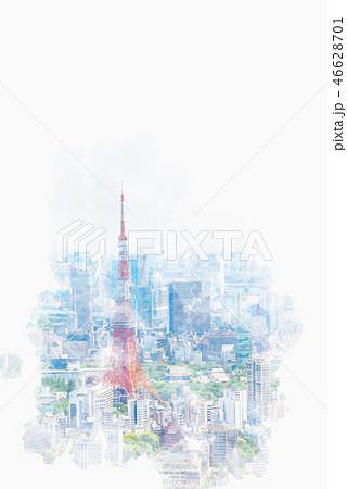 初夏の東京 46628701