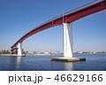 中の島大橋 海 橋の写真 46629166