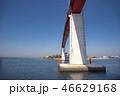 中の島大橋 海 橋の写真 46629168