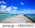 石垣島 マエサトビーチ 46634923