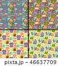 ショッピング ベクタ ベクターのイラスト 46637709