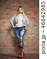 美しい 女性 レディの写真 46642985