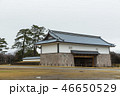 金沢城 二の門 金沢城公園の写真 46650529