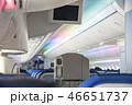 飛行機 ジェット機 旅客機の写真 46651737
