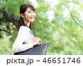 ビジネス 人物 女性の写真 46651746