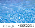 水面 紋様 キラキラの写真 46652231