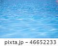水面 紋様 キラキラの写真 46652233