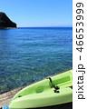 海岸 海 波の写真 46653999