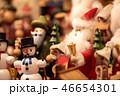クリスマス 人形 クリスマスマーケットの写真 46654301