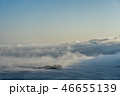 雲海に包まれる竜宮城 後ヶ島 46655139