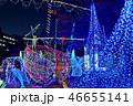 イルミネーション イルミ 冬の写真 46655141