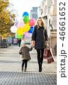 ショッピング 買い物 子どもの写真 46661652