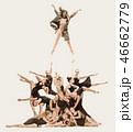 バレエ ダンサー ダンスの写真 46662779