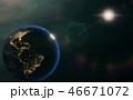 地球イメージ 46671072