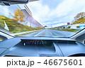 自動車 車 道の写真 46675601