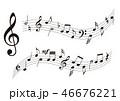 音符ハーモニー  46676221