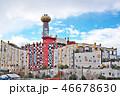大阪市環境局舞洲工場 ごみ処理工場 ゴミ処理施設の写真 46678630