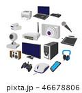 デバイス 設備 技術のイラスト 46678806