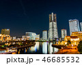 【神奈川県】みなとみらい 46685532