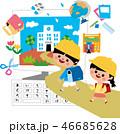 小学校入学 46685628