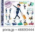 flat type school boy gakuran_travel 46693444