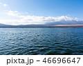 富士山 山中湖 湖の写真 46696647