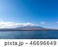 富士山 山中湖 湖の写真 46696649