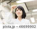 女性 研究 開発の写真 46699902